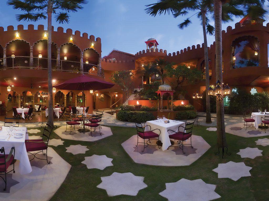 restoran prana bali 2 1024x768 » Restoran Prana Bali, Santapan Lezat dengan Nuansa Bangunan ala Istana di India