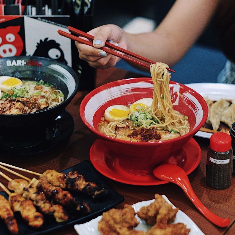 restoran ramen enak di Bali Bariuma » 7 Restoran Ramen Khas Jepang Paling Enak di Bali yang Wajib Anda Cicipi