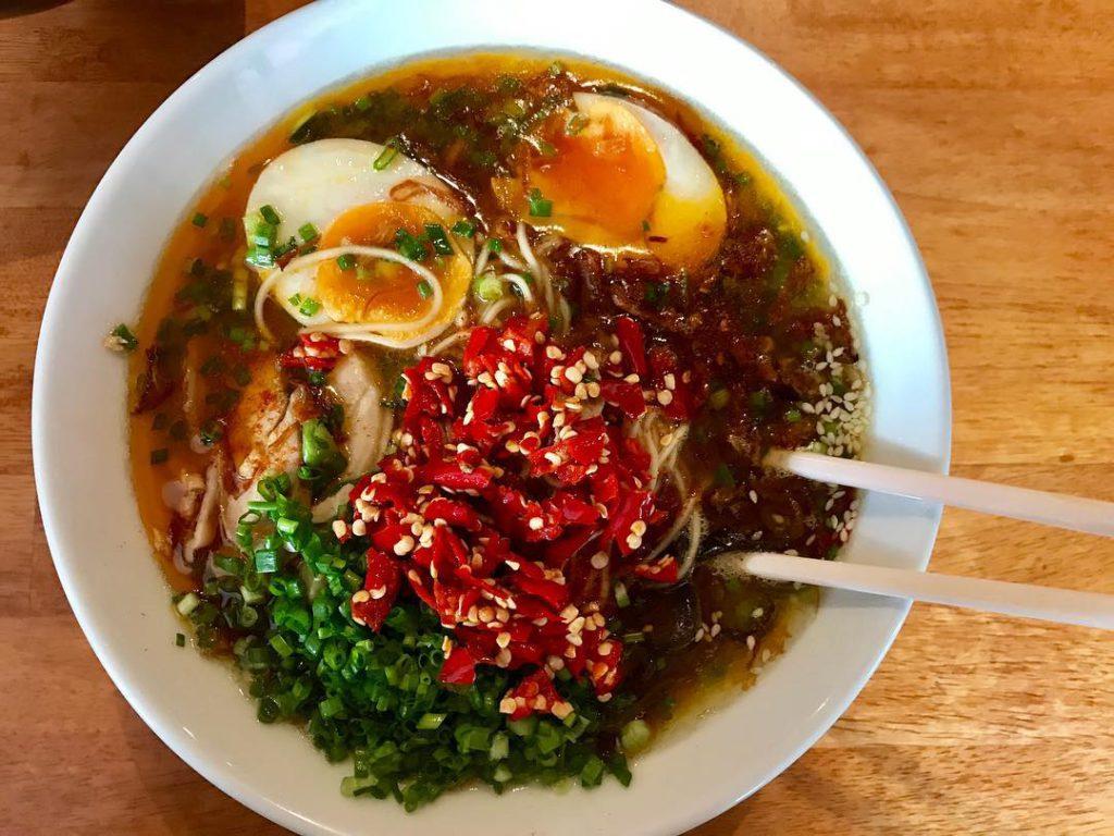 restoran ramen enak di Bali hakata 1024x768 » 7 Restoran Ramen Khas Jepang Paling Enak di Bali yang Wajib Anda Cicipi