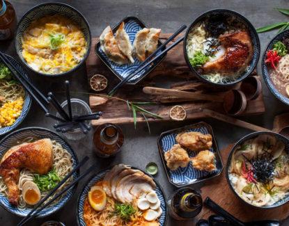 restoran ramen enak di Bali