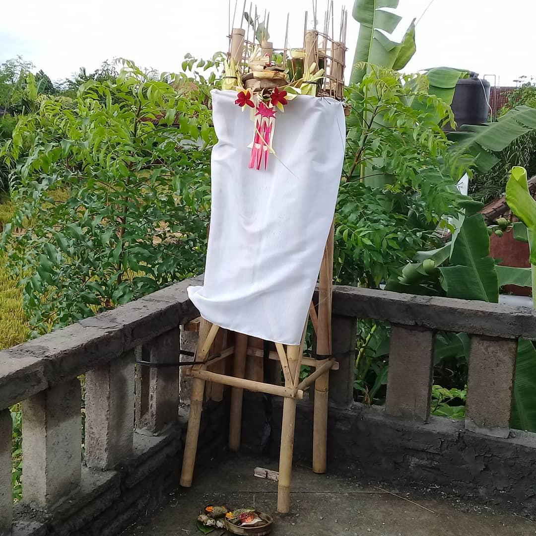 Sanggah Surya, Wujud Pengabdian Warga Hindu Bali Kepada Dewa Matahari