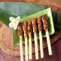 sate lilit khas Bali