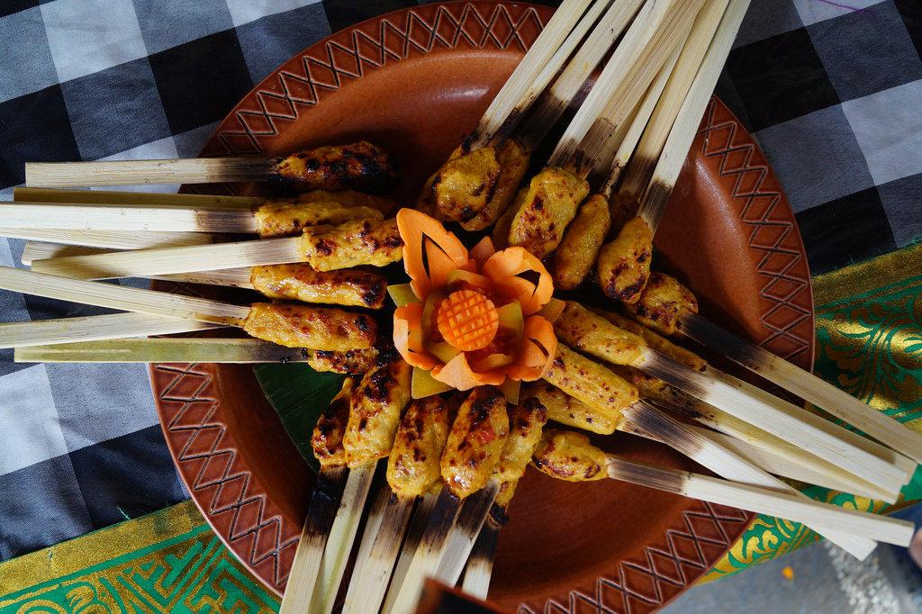 sate lilit khas Bali 2 1024x682 » Sate Lilit Khas Bali, Kuliner Pulau Dewata yang Menjadi Favorit Wisatawan