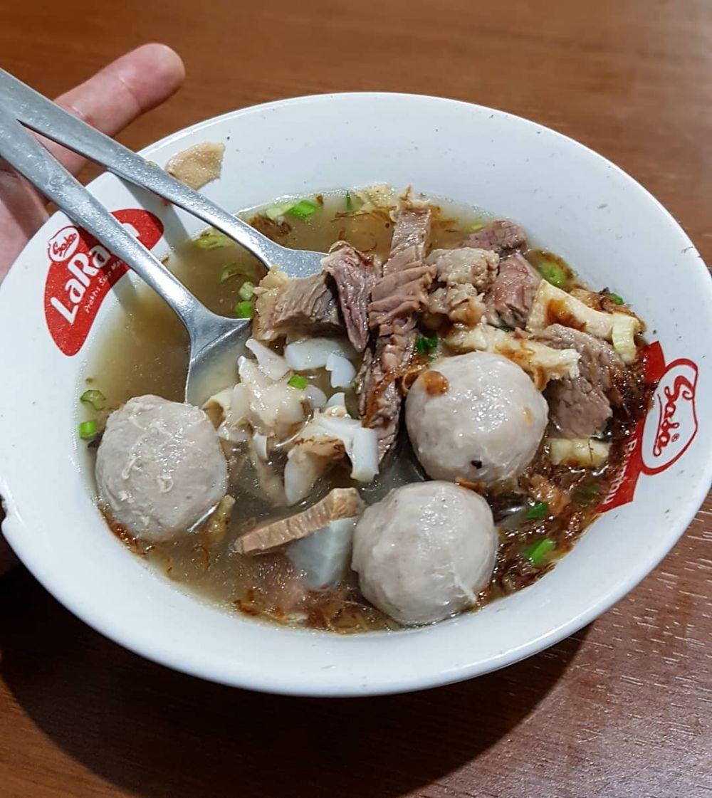soto bakso khas Bali