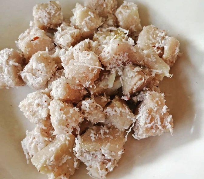 sueg 1 » Mencicipi Kuliner Tradisional Sueg Khas Penglipuran yang Semakin Langka