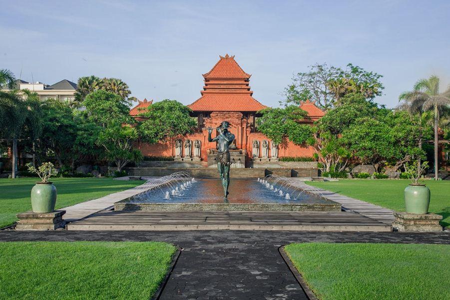 Taman Bhagawan Nusa Dua, Venue yang Tepat untuk Pelaksanaan Pernikahan Bertema India dan Bali