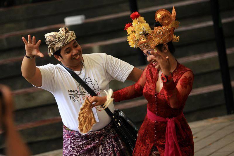 tari tradisional bali 4 » Tarian Khas Bali yang Telah Disahkan UNESCO, Wajib Ditonton Ketika Libur Ke Bali