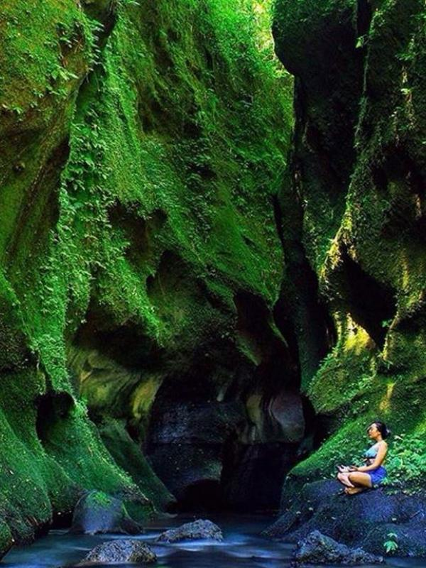 Tebing Hijau Undisan, Hidden Grand Canyon Ala Bali