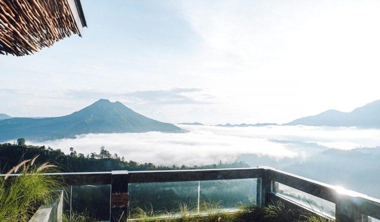 Tegu Kopi Kintamani, Tempat Nongkrong dengan View yang Cantik