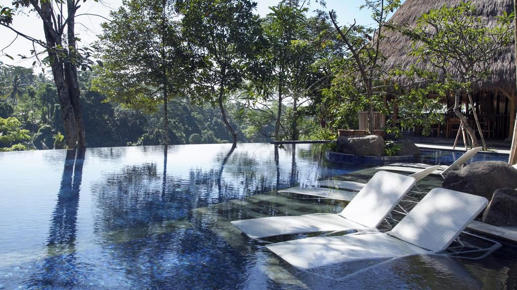 tejaprana Resort Ubud 4 1024x576 » Tejaprana Resort Ubud, Hotel Mewah dengan Lokasi Memukau di Tepi Tebing