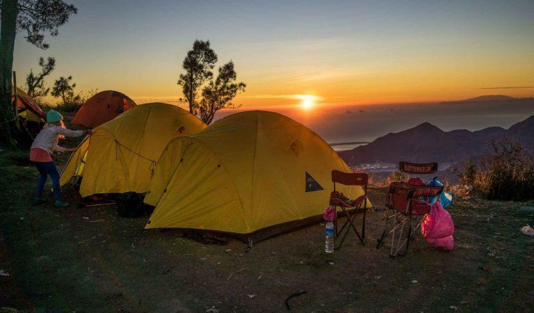 Rekomendasi 5 Tempat Camping di Kintamani Beserta Harganya
