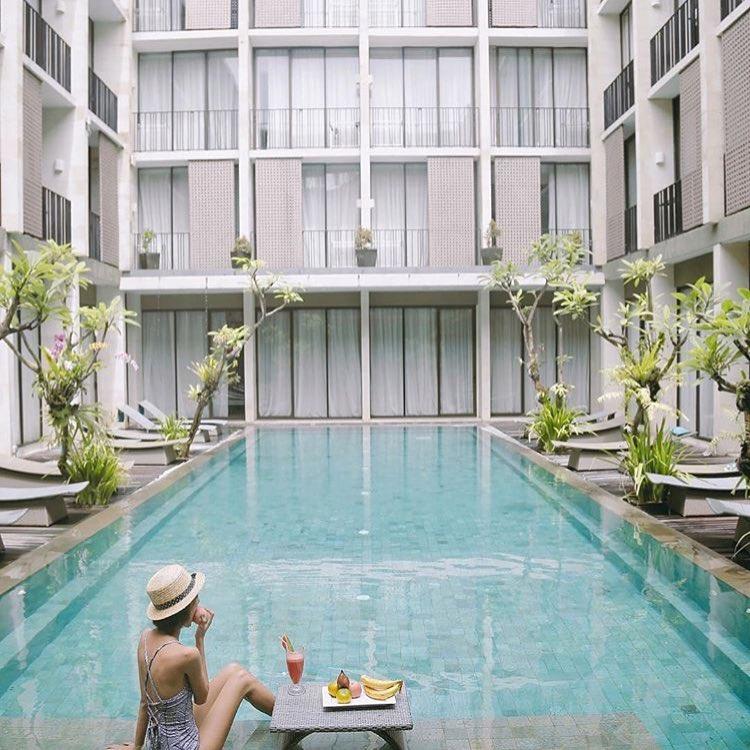 terrace at kuta hotel 1 » Terrace at Kuta Hotel, Penginapan Ramah Kantong dengan Fasilitas yang Lengkap