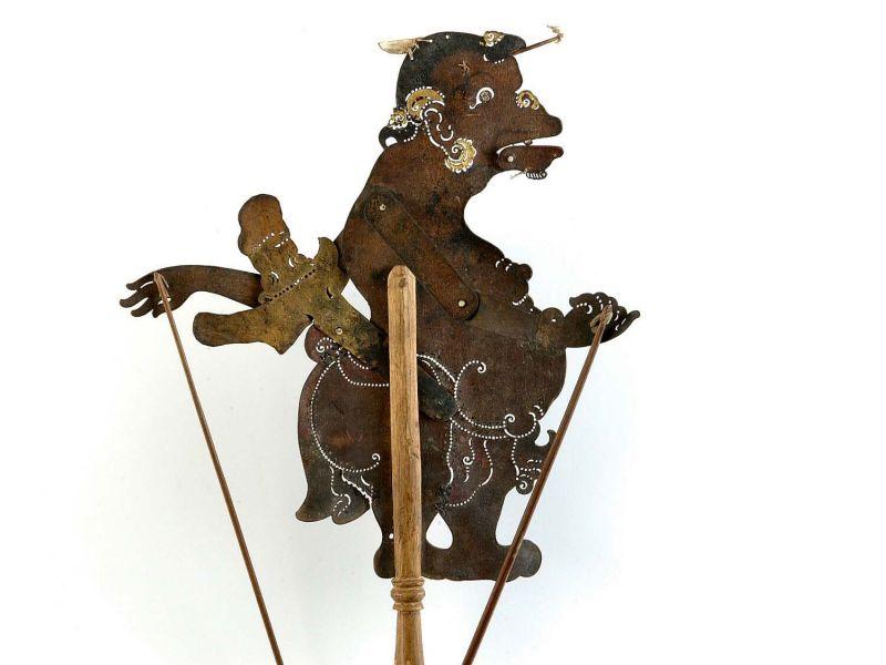 wayang kulit bali 4 » Mengenal 4 Tokoh Punakawan, Sangut, Delem, Tualen, dan Merdah dalam Pewayangan Bali