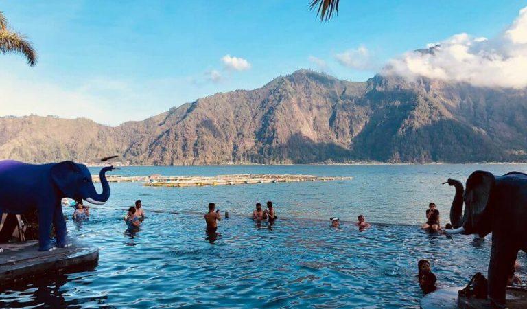 Rekomendasi 5 Pemandian Air Panas Alami Terpopuler di Bali
